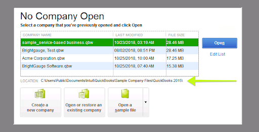 Connecting To QuickBooks On-Prem using Web Connector